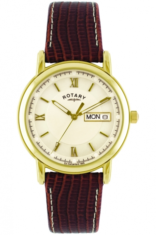 Mens Rotary Watch GS03393/45