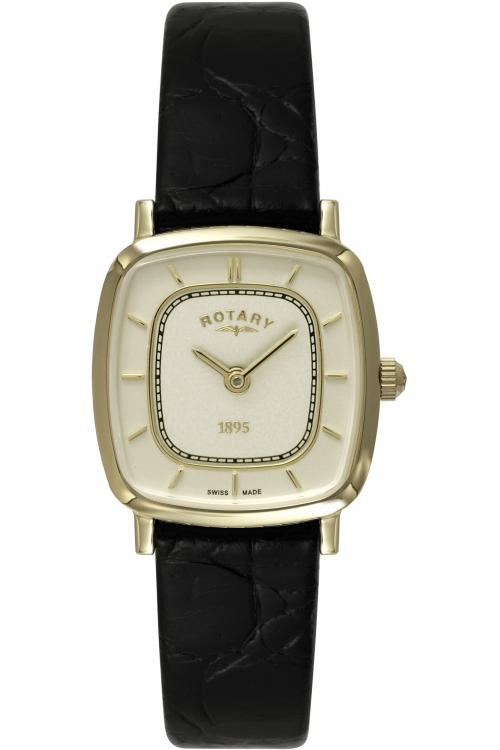 Image of Ladies Rotary Ultra Slim Watch LS08102/03