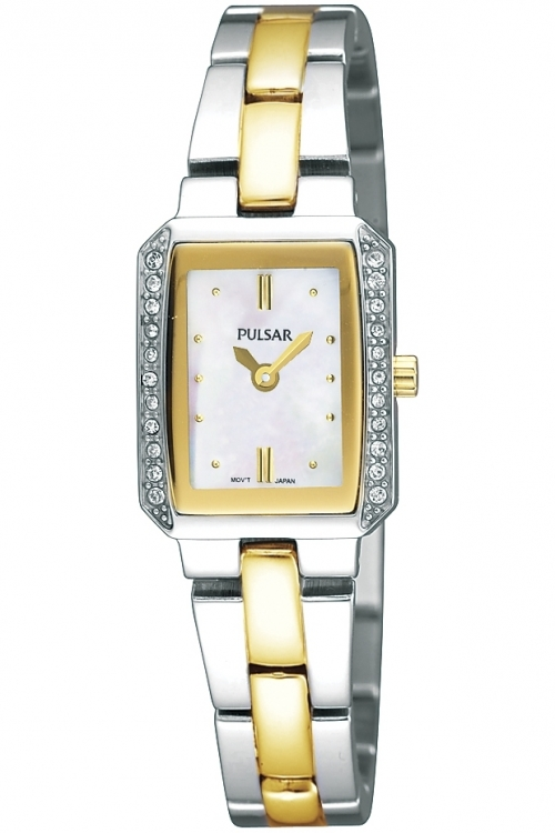 Ladies Pulsar Watch PEGF77X1