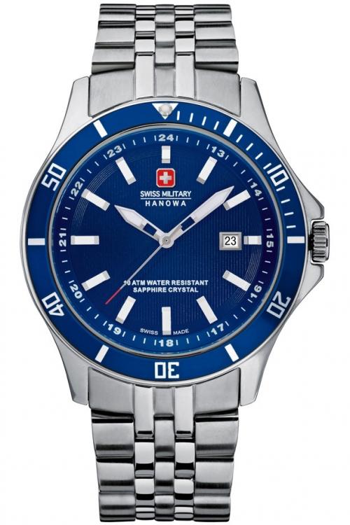 Image of            Mens Swiss Military Hanowa Flagship Watch 6-5161.2.04.003