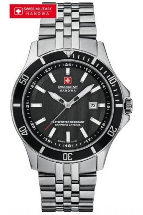 Image of Mens Swiss Military Hanowa Flagship Watch 6-5161.2.04.007