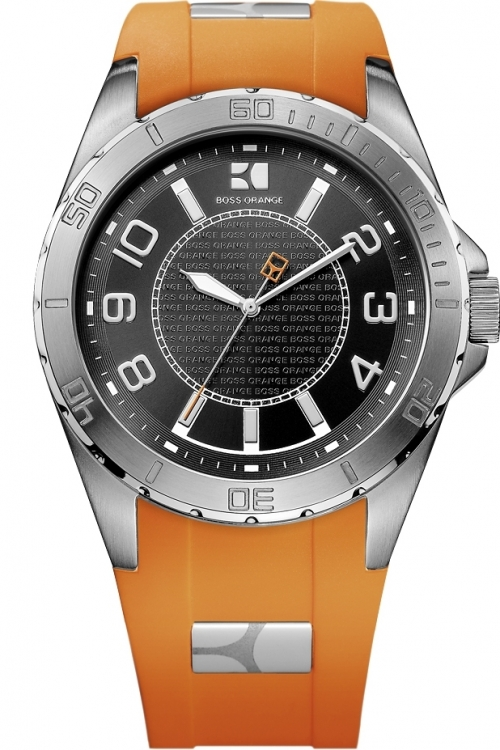 Image of Mens Hugo Boss Orange Watch 1512808