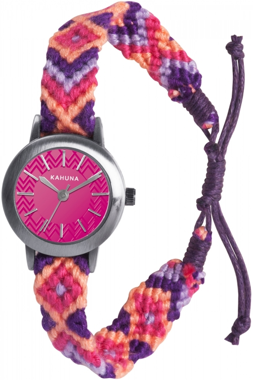 Ladies Kahuna Friendship Bracelet Watch KLF-0019L