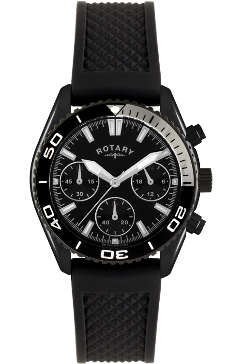 Mens Rotary Chronograph Watch GS00107/04