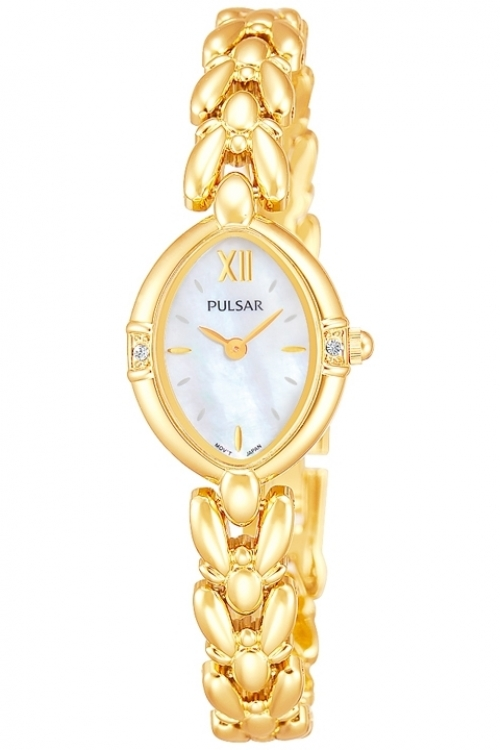 Ladies Pulsar Watch PEGG22X1