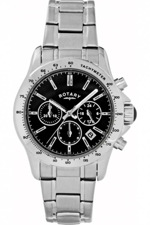 Mens Rotary Exclusive Chronograph Watch GB00064/04