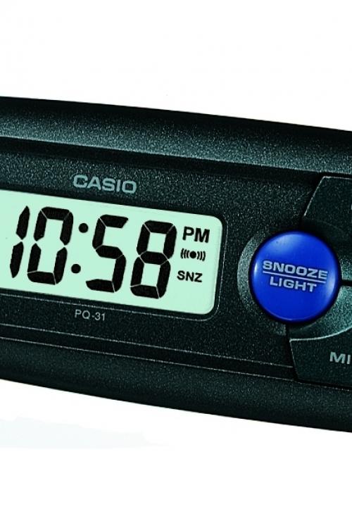 Image of            Casio Alarm Clock PQ-31-1EF