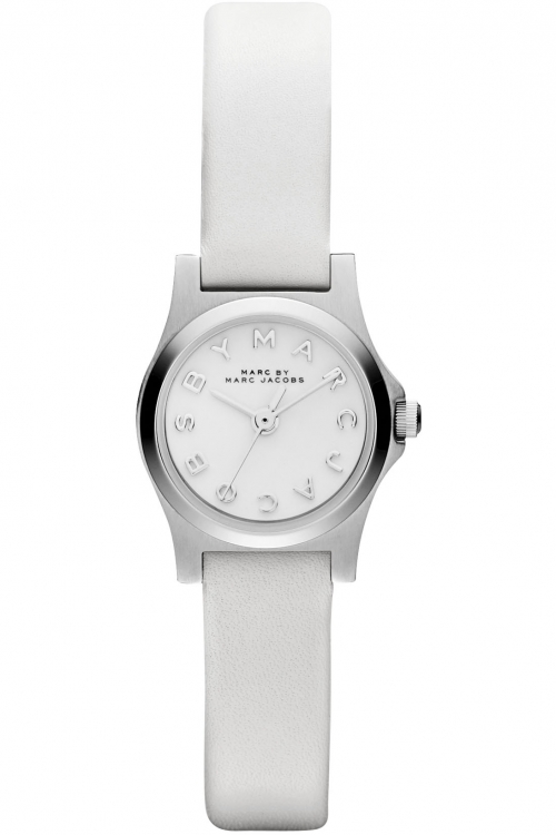 Image of            Ladies Marc Jacobs Dinky Henry Watch MBM1234