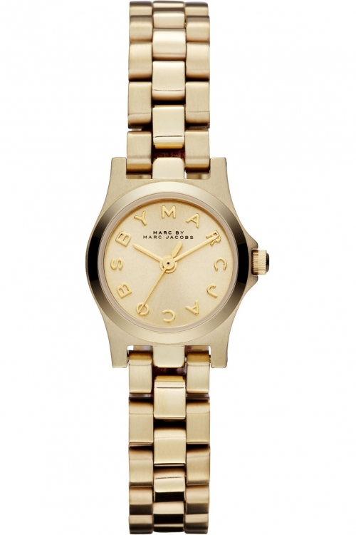 Image of            Ladies Marc Jacobs Dinky Henry Watch MBM3199
