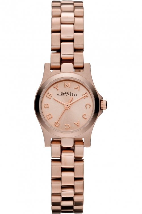 Image of            Ladies Marc Jacobs Dinky Henry Watch MBM3200