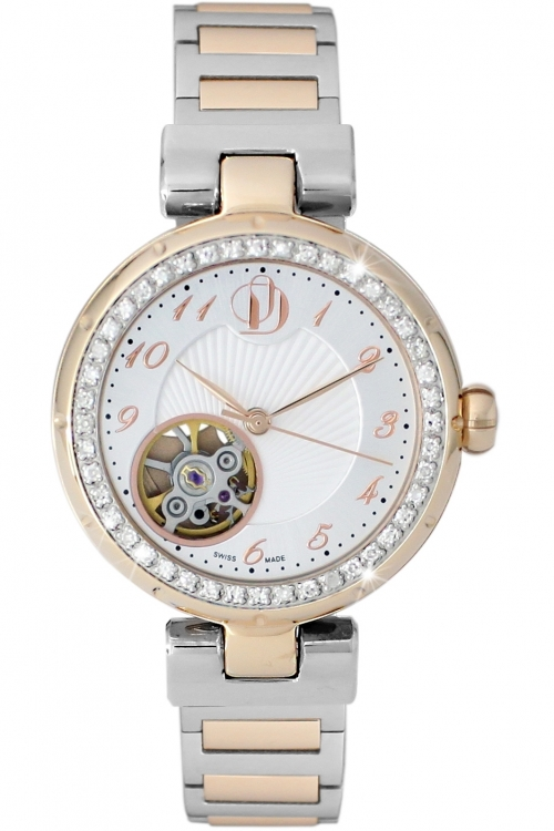 Image of  			   			  			   			  Ladies Project D Automatic Watch PDB001/A/22