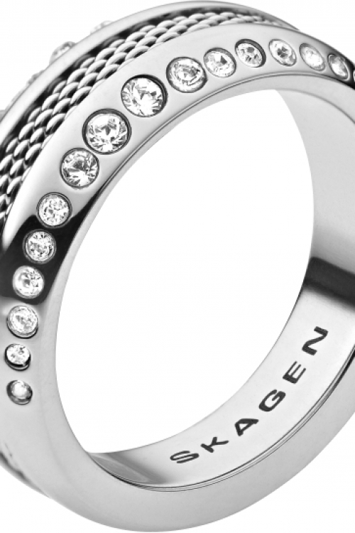 Skagen Jewellery Ring Size M.5 JEWEL SKJ0127040