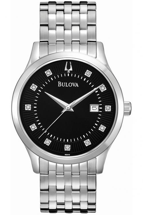 Mens Bulova Watch 96D115