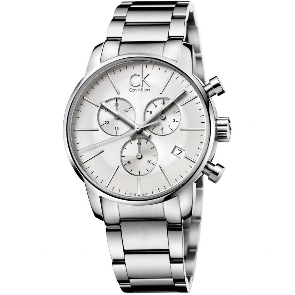dc0694839 Mens Calvin Klein City Chronograph Watch K2G27146