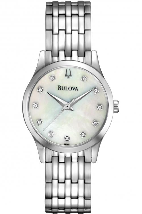 Ladies Bulova Watch 96P142