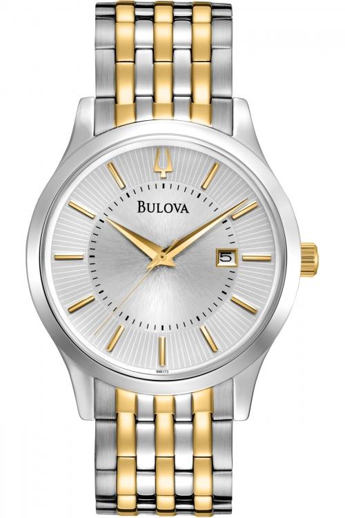 Mens Bulova Watch 98B173