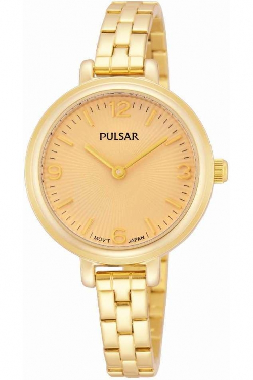 Image of  			   			  			   			  Ladies Pulsar Dress Watch PM2058X1