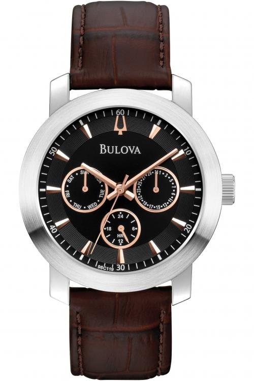 Mens Bulova Dress Watch 96C119