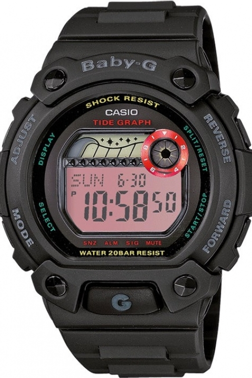 Image of            Casio Baby-G WATCH BLX-102-1ER