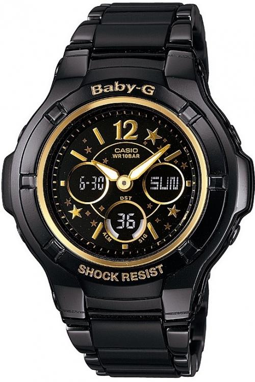 Image of            Casio Baby-G WATCH BGA-121C-1B1ER