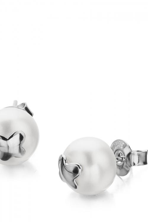 Shimla Jewellery Butterfly Fresh Water Pearl Earrings JEWEL SH620