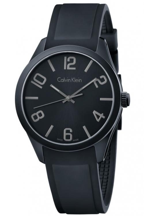 Unisex Calvin Klein Colour Watch K5E514B1
