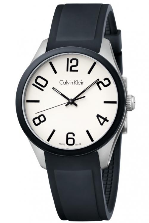 Unisex Calvin Klein Colour Watch K5E51CB2