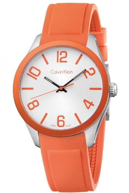 Unisex Calvin Klein Colour Watch K5E51YY6
