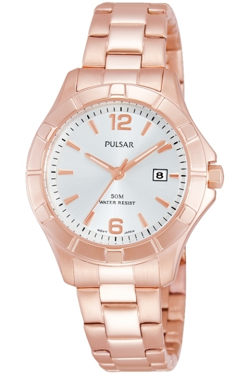 Image of  			   			  			   			  Ladies Pulsar Sport Watch PH7388X1