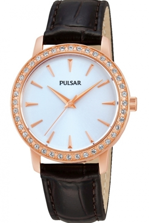 Image of  			   			  			   			  Ladies Pulsar Dress Watch PH8114X1