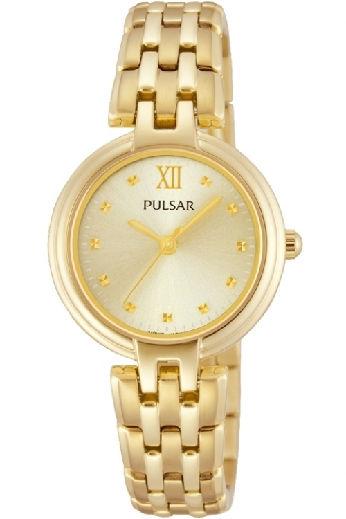 Image of  			   			  			   			  Ladies Pulsar Dress Watch PH8118X1