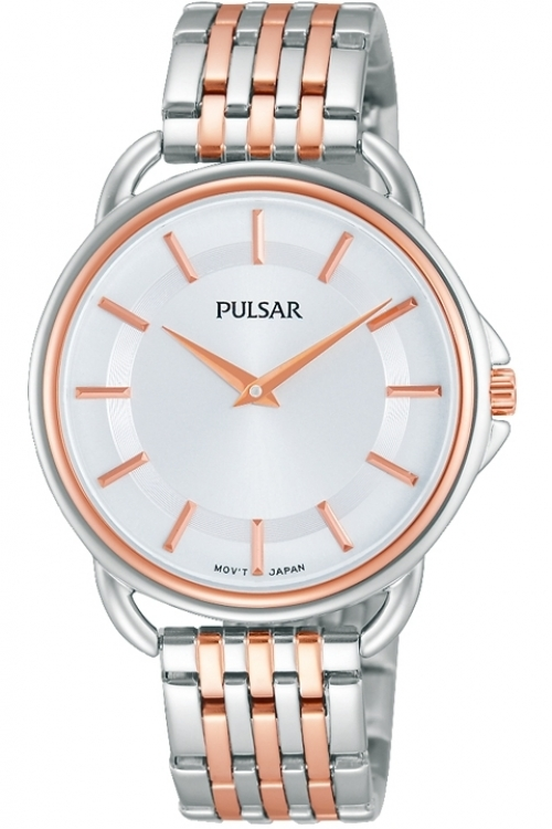 Image of  			   			  			   			  Ladies Pulsar Dress Watch PM2098X1