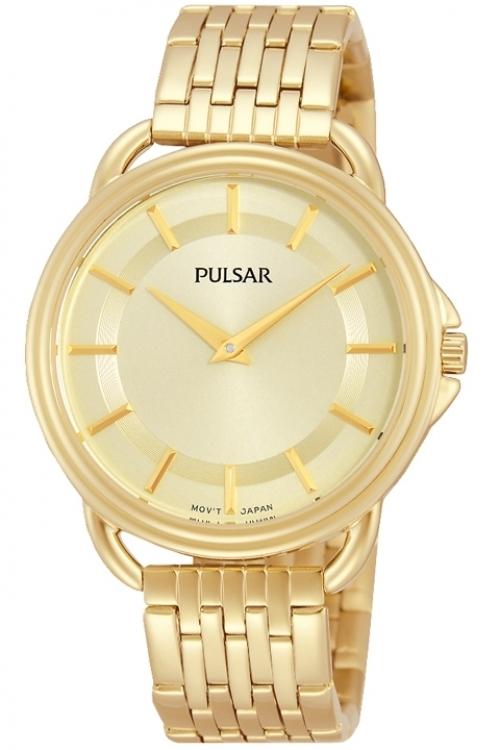 Image of  			   			  			   			  Ladies Pulsar Dress Watch PM2100X1