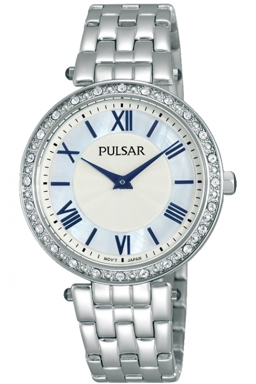 Image of  			   			  			   			  Ladies Pulsar Dress Watch PM2105X1