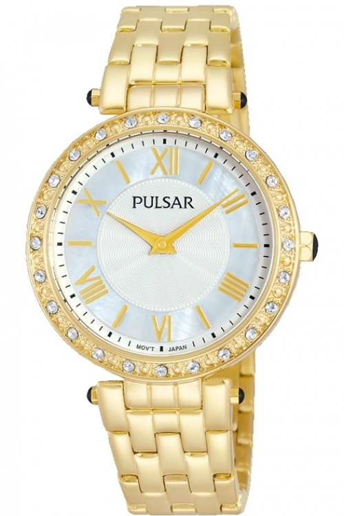 Image of  			   			  			   			  Ladies Pulsar Dress Watch PM2106X1