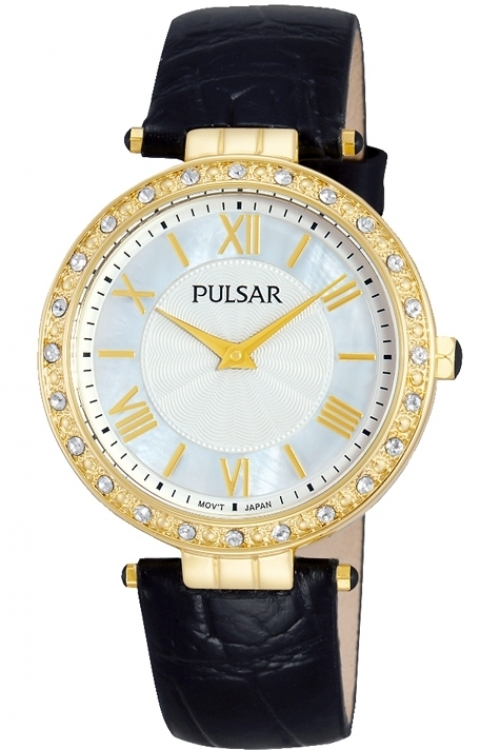 Image of  			   			  			   			  Ladies Pulsar Dress Watch PM2108X1