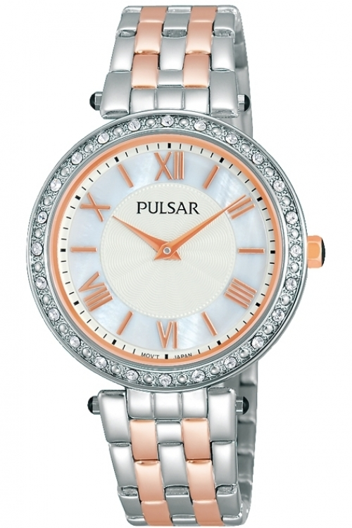 Image of  			   			  			   			  Ladies Pulsar Dress Watch PM2109X1