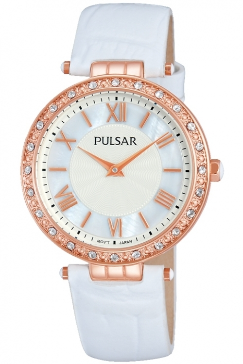 Image of  			   			  			   			  Ladies Pulsar Dress Watch PM2110X1