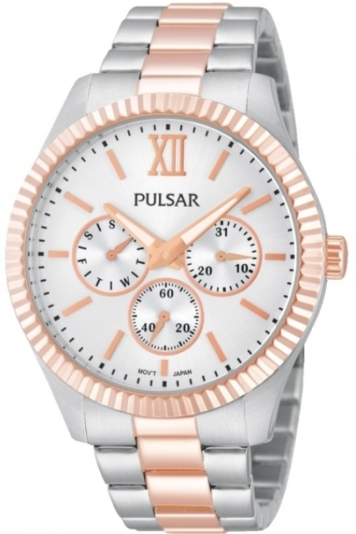 Image of  			   			  			   			  Ladies Pulsar Dress Watch PP6126X1