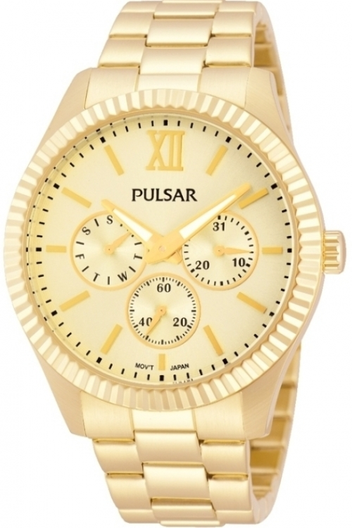 Image of  			   			  			   			  Ladies Pulsar Dress Watch PP6128X1