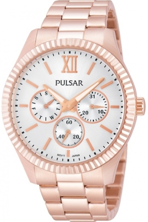 Image of  			   			  			   			  Ladies Pulsar Dress Watch PP6130X1