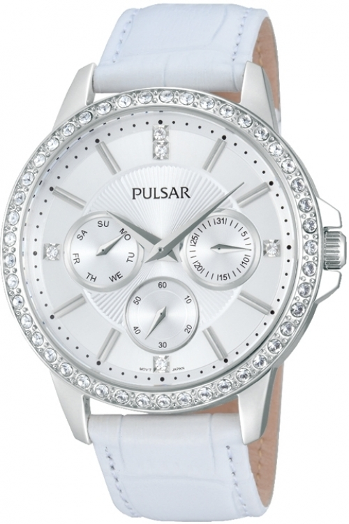 Image of  			   			  			   			  Ladies Pulsar Dress Watch PP6147X1