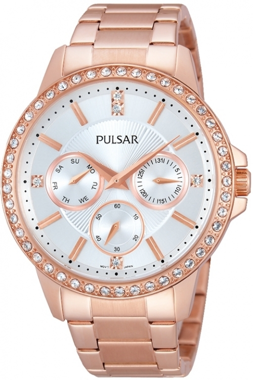 Image of  			   			  			   			  Ladies Pulsar Dress Watch PP6148X1