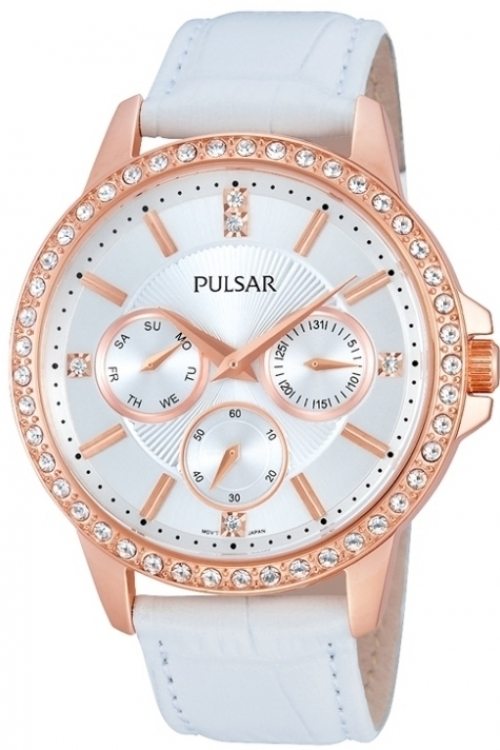 Image of  			   			  			   			  Ladies Pulsar Dress Watch PP6152X1