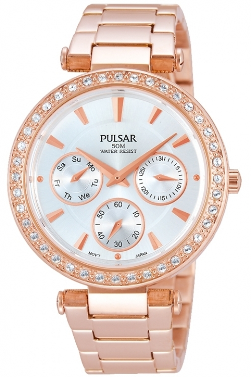 Image of  			   			  			   			  Ladies Pulsar Dress Watch PP6162X1