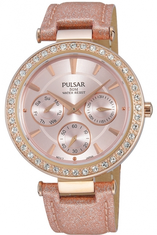 Image of  			   			  			   			  Ladies Pulsar Dress Watch PP6164X1