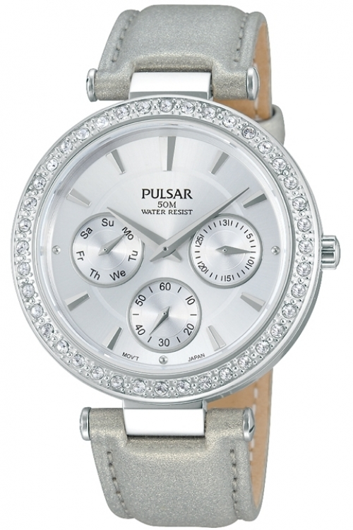 Image of  			   			  			   			  Ladies Pulsar Dress Watch PP6165X1