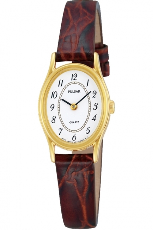 Image of            Ladies Pulsar Classic Watch PPGD68X1