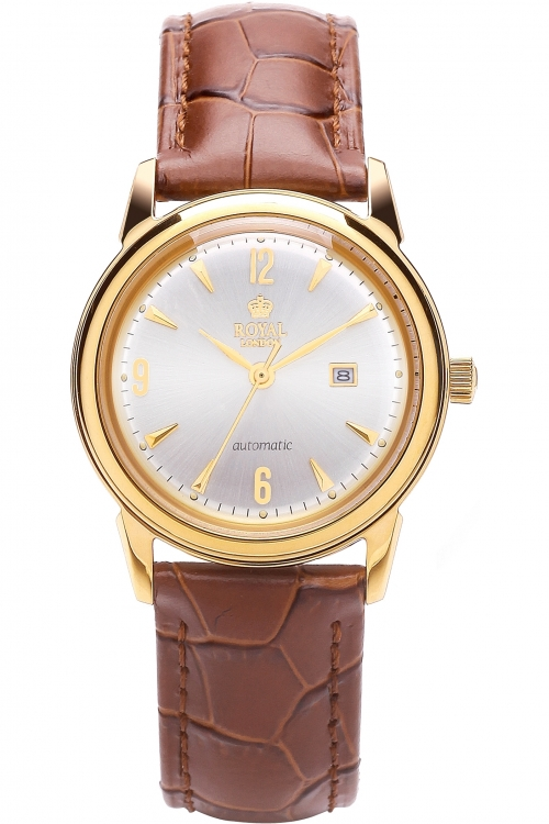 Image of            Ladies Royal London Automatic Watch 21174-01
