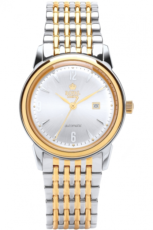 Image of            Ladies Royal London Automatic Watch 21174-04